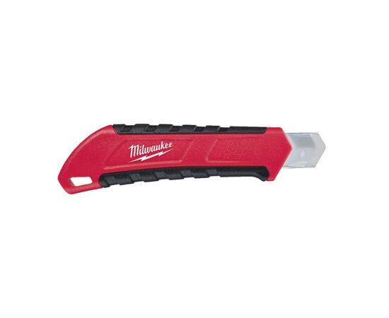 Выдвижной нож Milwaukee SNAP KNIFE 18 MM - 48221961, фото , изображение 10