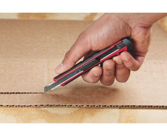 Выдвижной нож Milwaukee SNAP KNIFE 9 MM - 48221960, фото , изображение 3