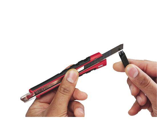 Выдвижной нож Milwaukee SNAP KNIFE 9 MM - 48221960, фото , изображение 6