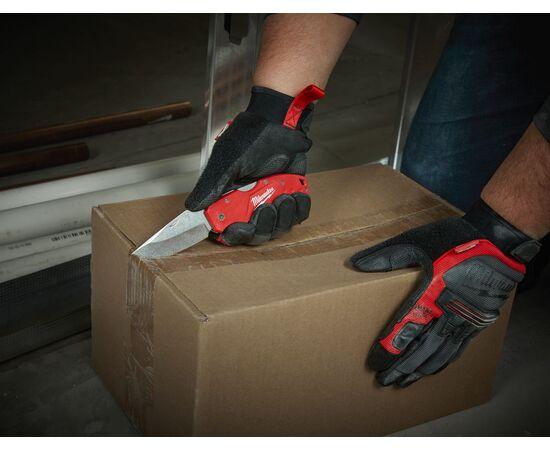 Нож с фиксированным лезвием Milwaukee FIXED BLADE KNIFE - 4932464828, фото , изображение 3