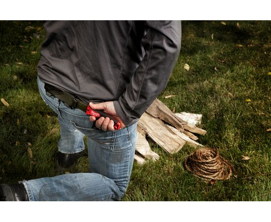 Нож с фиксированным лезвием Milwaukee HARDLINE™ FIXED BLADE KNIFE - 4932464830, фото , изображение 5