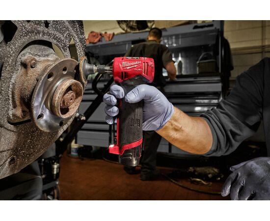 Аккумуляторная угловая цанговая шлифмашина Milwaukee M12 FUEL FDGA-422B - 4933471439, Вариант модели: M12 FUEL FDGA-422B, фото , изображение 7