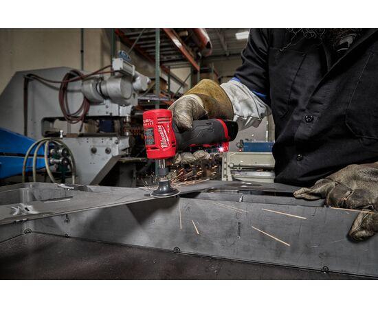 Аккумуляторная угловая цанговая шлифмашина Milwaukee M12 FUEL FDGA-422B - 4933471439, Вариант модели: M12 FUEL FDGA-422B, фото , изображение 11