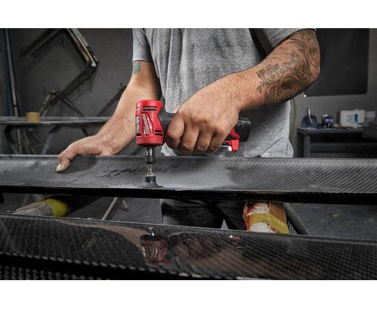 Аккумуляторная угловая цанговая шлифмашина Milwaukee M12 FUEL FDGA-422B - 4933471439, Вариант модели: M12 FUEL FDGA-422B, фото , изображение 14
