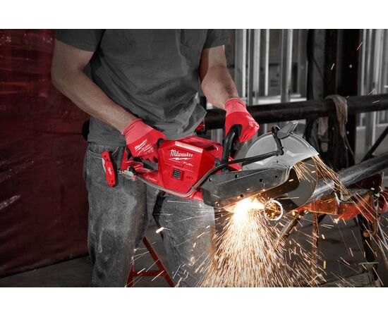 Отрезная машина - бетонорез Milwaukee M18 FCOS230-121 (замена бензореза) - 4933471697, Вариант модели: M18 FCOS230-121, фото , изображение 14