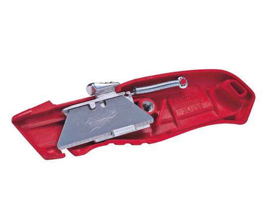 Выдвижной самовозвращающийся нож Milwaukee SELF-RETRACTING SAFETY KNIFE - 48221915, фото , изображение 7