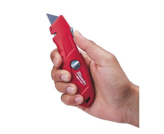 Выдвижной самовозвращающийся нож Milwaukee SELF-RETRACTING SAFETY KNIFE - 48221915, фото , изображение 11