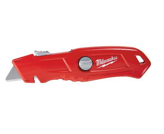 Выдвижной самовозвращающийся нож Milwaukee SELF-RETRACTING SAFETY KNIFE - 48221915, фото , изображение 13