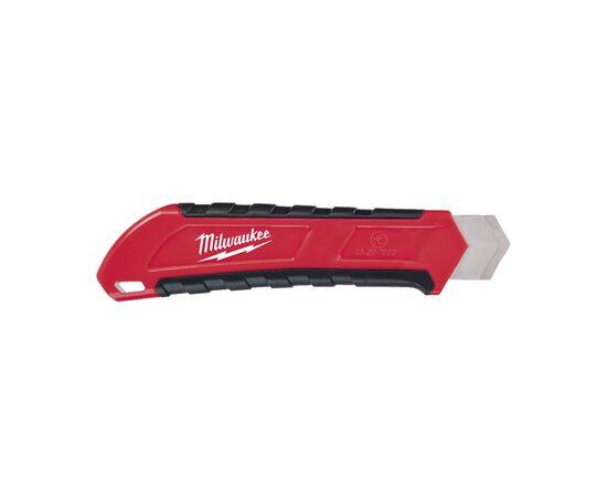 Выдвижной нож Milwaukee SNAP KNIFE 25 MM - 48221962, фото , изображение 8