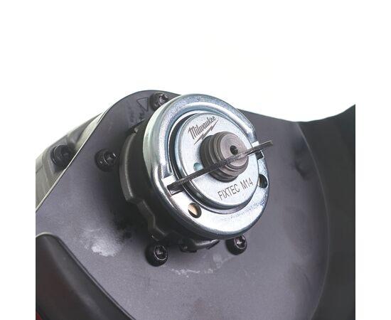 Углошлифовальная машина Milwaukee AGV 13-125 XSPDEB - 4933464998, фото , изображение 10