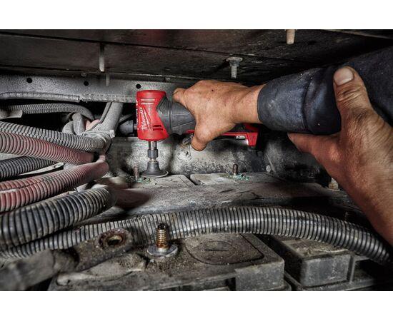 Аккумуляторная угловая цанговая шлифмашина Milwaukee M12 FUEL™ FDGA-422B - 4933471440, фото , изображение 7