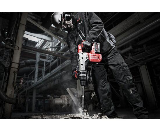 Аккумуляторный перфоратор Milwaukee M18 CHM-902C - 4933451361, Вариант модели: M18 CHM-902C, фото , изображение 15