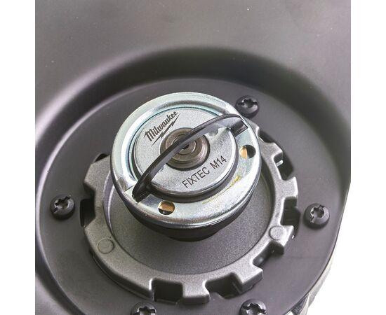 Аккумуляторная углошлифовальная машина Milwaukee M18 FHSAG150XPDB-0X - 4933471085, Вариант модели: M18 FHSAG150XPDB-0X, фото , изображение 6