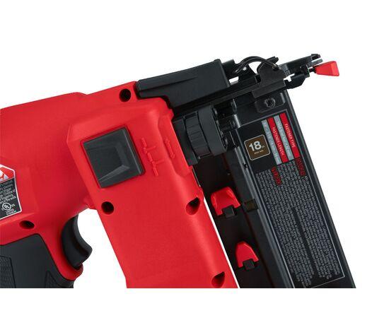 Аккумуляторный гвоздезабиватель Milwaukee M18 FUEL™ FN18GS-202X - 4933471408, Вариант модели: M18 FUEL™ FN18GS-202X, фото , изображение 5