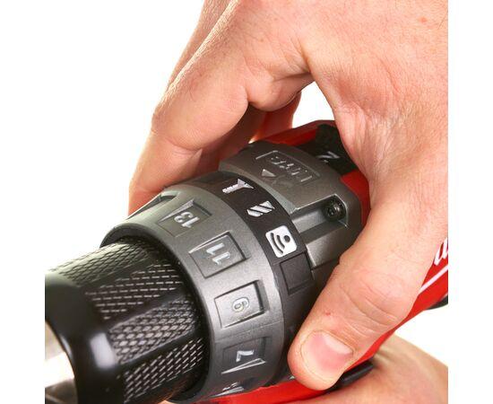 Аккумуляторная дрель-шуруповерт Milwaukee M18 ONEDD-0 - 4933451150, Вариант модели: M18 ONEDD-0, фото , изображение 5