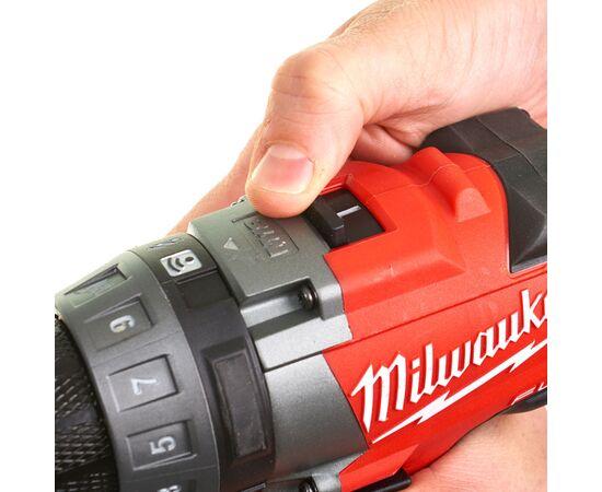 Аккумуляторная дрель-шуруповерт Milwaukee M18 ONEDD-0 - 4933451150, Вариант модели: M18 ONEDD-0, фото , изображение 8