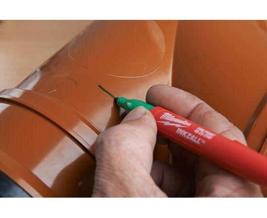 Цветные маркеры Milwaukee INKZALL™ COLOUR MARKERS 4 шт - 48223106, фото , изображение 19
