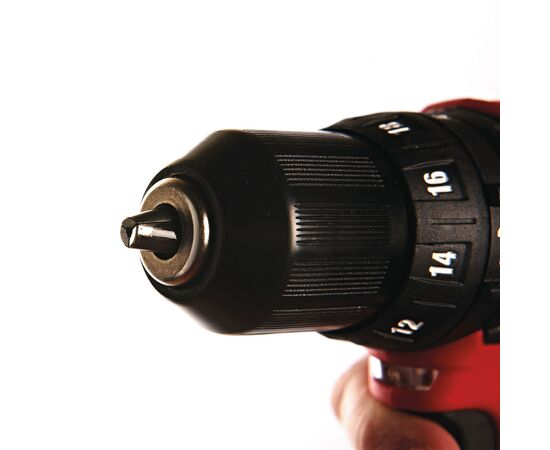 Аккумуляторная ударная дрель-шуруповерт Milwaukee M12 BPD-202C - 4933441940, Вариант модели: M12 BPD-202C, фото , изображение 8