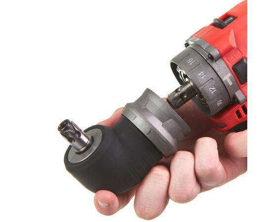 Аккумуляторная ударная дрель-шуруповерт со сменным патроном Milwaukee M12 FPDXKIT-602X - 4933464189, Вариант модели: M12 FPDXKIT-602X, фото , изображение 14