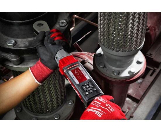 Электронный динамометрический ключ Milwaukee M12 ONEFTR12-201C - 4933464970, Вариант модели: M12 ONEFTR12-201C, фото , изображение 9