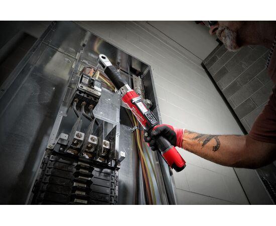 Электронный динамометрический ключ Milwaukee M12 ONEFTR38-201C - 4933464967, Вариант модели: M12 ONEFTR38-201C, фото , изображение 8