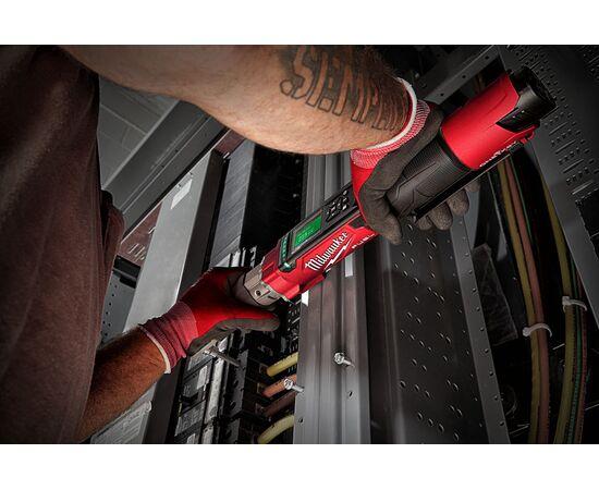 Электронный динамометрический ключ Milwaukee M12 ONEFTR38-201C - 4933464967, Вариант модели: M12 ONEFTR38-201C, фото , изображение 11