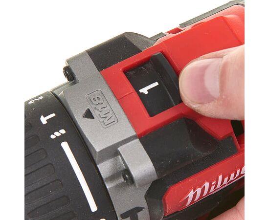Аккумуляторная ударная дрель-шуруповерт Milwaukee M18 CBLPD-0 - 4933464319, Вариант модели: M18 CBLPD-0, фото , изображение 3
