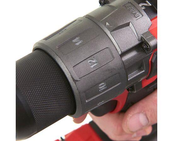 Аккумуляторная дрель-шуруповерт Milwaukee M18 FDD2-0X - 4933464266, Вариант модели: M18 FDD2-0X, фото , изображение 5