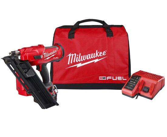 Аккумуляторный гвоздезабиватель Milwaukee M18 FFN-502C - 4933471404, Вариант модели: M18 FFN-502C, фото , изображение 3
