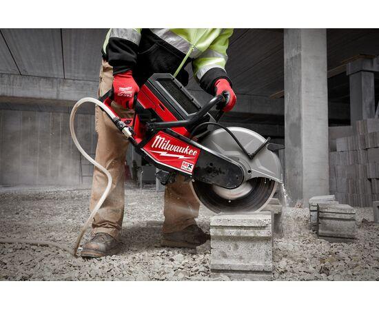 Отрезная машина - бетонорез Milwaukee MX FUEL MXF COS350-601 (замена бензореза) - 4933471833, фото , изображение 15