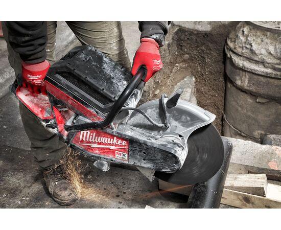 Отрезная машина - бетонорез Milwaukee MX FUEL MXF COS350-601 (замена бензореза) - 4933471833, фото , изображение 8