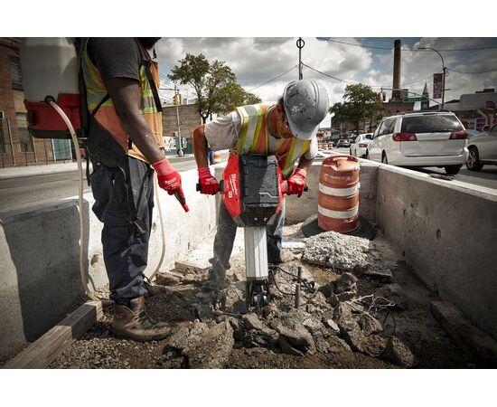Отбойный молоток Milwaukee MX FUEL MXF DH2528H-601 - 4933471829, фото , изображение 18